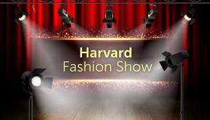 Manna navštívila módní přehlídku na Harvardské univerzitě 111ef87a5ce