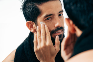 professional mens skincare - blog