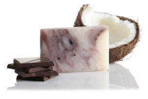 coco čokoládové mýdlo® - doporučené manna