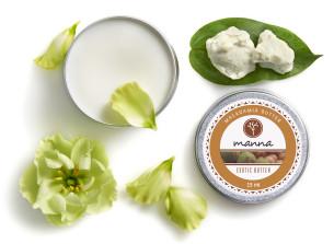 makadamové máslo - doporučené manna