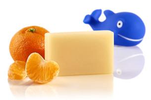 mandarinkové mýdlo - doporučené manna