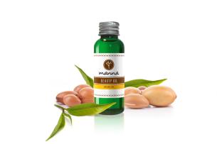 manna arganový zkrášlující olej - doporučené manna