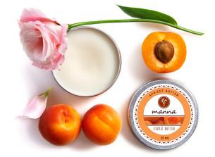 meruňkové máslo - doporučené manna