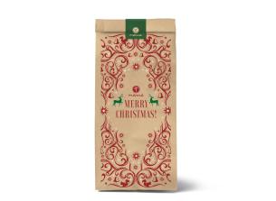 vánoční dárková taštička - velká - doporučené manna