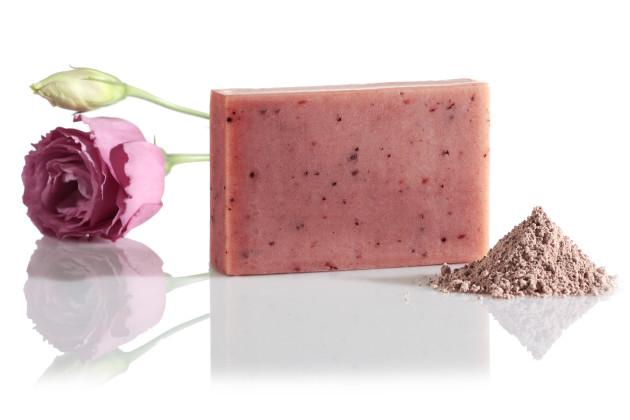 mýdlo růžová zahrada