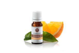 Ätherisches süßorangenöl - empfohlen manna