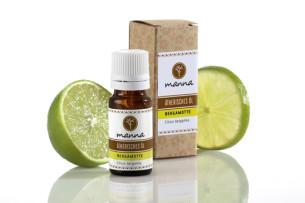 Ätherisches bergamotteöl - 100% rein unverdünnt - empfohlen manna