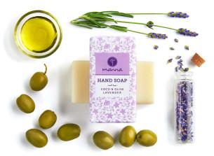 coco handwaschseife mit olivenöl und lavendel - empfohlen manna