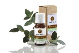 eukalyptus ätherisches Öl - 100% rein unverdünnt - empfohlen manna
