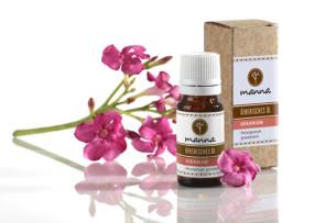 geranie ätherisches Öl - 100% rein unverdünnt - empfohlen manna