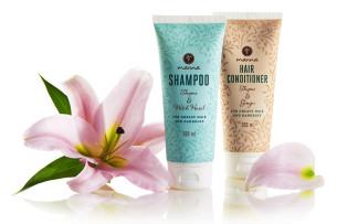 haarpflege paket für fettiges haar und schuppen - empfohlen manna