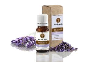 lavendel ätherisches Öl – 100% rein unverdünnt - empfohlen manna