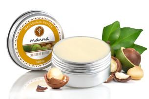 macadamia butter - empfohlen manna