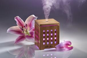 manna ultraschall aroma diffuser + 3 ätherische Öle als geschenk - empfohlen manna