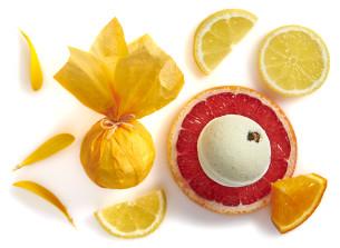 manna badekugel mit zitrusduft - empfohlen manna