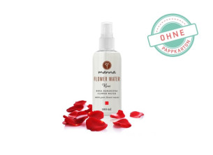 manna rose blütenwasser - empfohlen manna