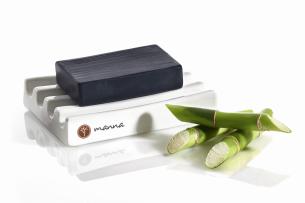praktische porzellan seifenschale - empfohlen manna