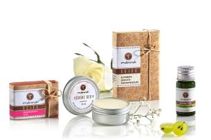 pure reinheit hautpflege paket - empfohlen manna