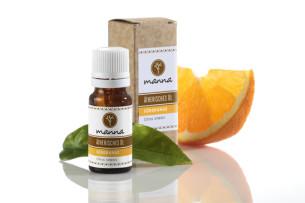 Ätherisches süßorangenöl - 100% rein unverdünnt - empfohlen manna