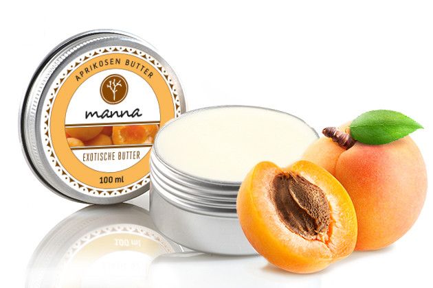 manna aprikosenbutter
