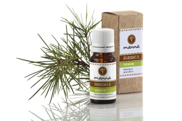 teebaumöl - 100% rein unverdünnt