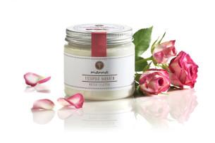 sheavajas habkrém rózsa illattal - ajánlott manna