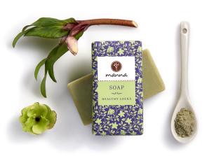 egészséges tincsek szappan - ajánlott manna