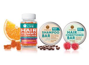 manna hair booster csomag - ajánlott manna