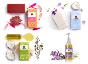 tradicionális kézműves és folyékony szappan csomag kézmosáshoz - ajánlott manna