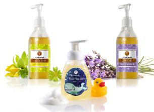folyékony szappan csomag kézmosáshoz - ajánlott manna