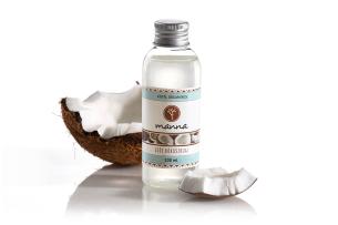 organikus szűz kókuszolaj - ajánlott manna