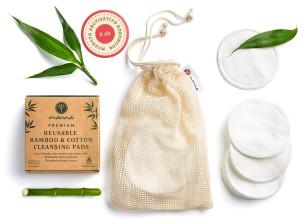 prémium újrahasználható arctisztító korongok - ajánlott manna