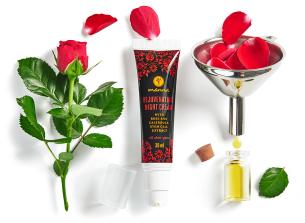 sejtmegújító éjszakai arckrém rózsa- és körömvirágőssejt-kivonattal - ajánlott manna