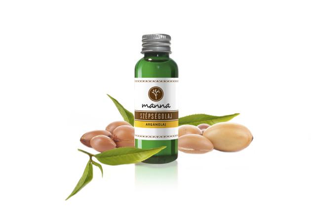 manna argán szépségolaj