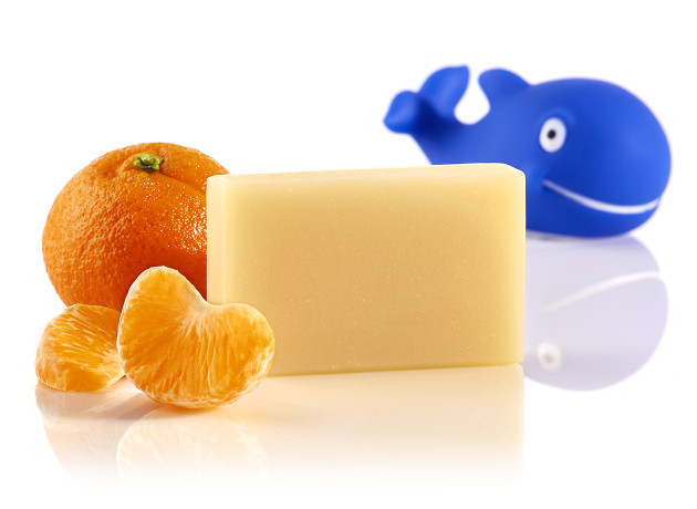 mandarin szappan