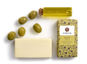 naturalne mydło z olejem z oliwek z pierwszego tłoczenia - polecamy manna