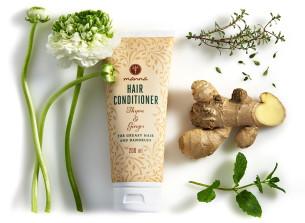 naturalny balsam do tłustych włosów z łupieżem - polecamy manna