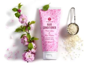 naturalny balsam do włosów suchych i normalnych - polecamy manna