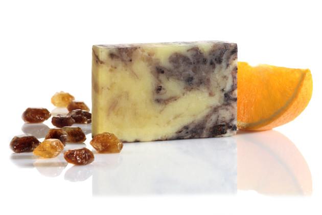 dolce vita - mydło o zapachu pomarańczy i bergamotki