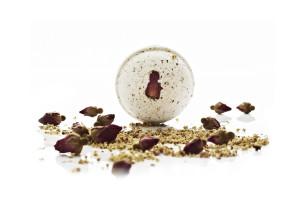 bilă de baie euforizantă cu cacao şi ylang-ylang - recomandat manna