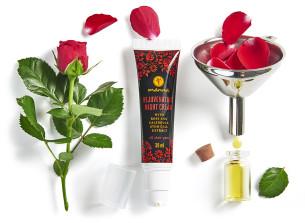 cremă antirid de noapte cu extract de trandafir și calendula - recomandat manna