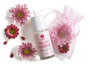 deodorant roll-on cu geranium și ylang-ylang - recomandat manna