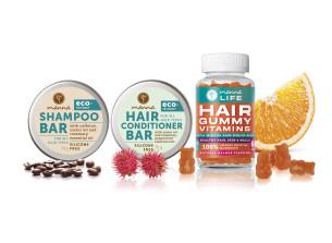 pachet hair booster manna pentru păr un frumos și sănătos - recomandat manna