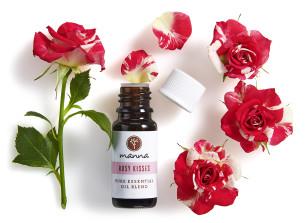 sărutul trandafirului - recomandat manna