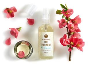 spray intens-regenerator și reparator pentru păr - recomandat manna
