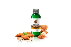 ulei cosmetic de migdale dulci manna - recomandat manna