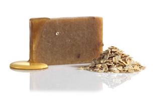 medové mydlo s kozím mliekom 45 g - odporúčané manna