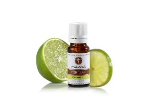 bergamotový esenciálny olej - odporúčané manna