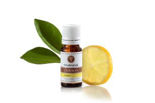 citrónový esenciálny olej - odporúčané manna