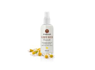 kvetinová voda harmanček - odporúčané manna